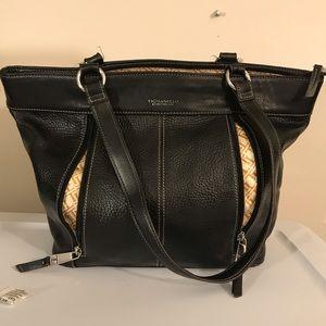 Tignanello Shoulder Handbag Designed 4 Organizers